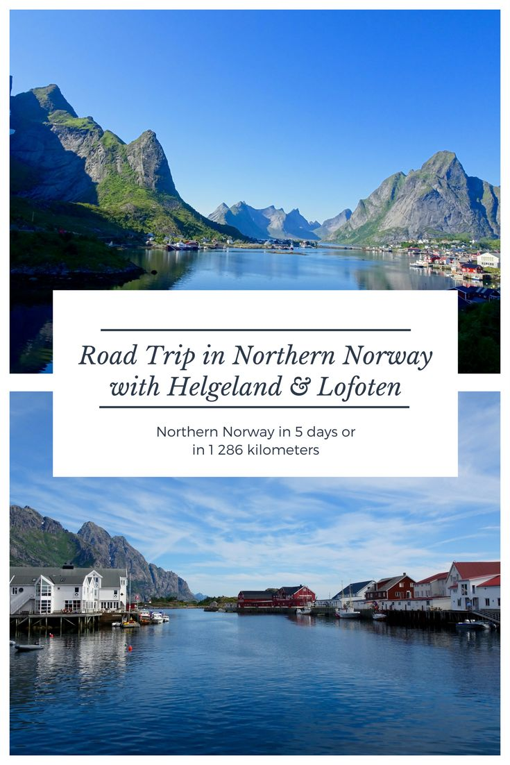 5 Days Road Trip in Northern Norway: We went exploring the National Tourist Route of the coast of Helgeland and then further on to Lofoten. This Road Trip includes 2 of the 18 scenic National Tourist Route in Norway, that consist of scenic lookout points, visitor centers, bridges and public toilets. When being on a road trip, it is all about the stops along the road and the journey. Let's not forget the cinnamon rolls! We had long days in the cars with 5 hours driving almost every day…