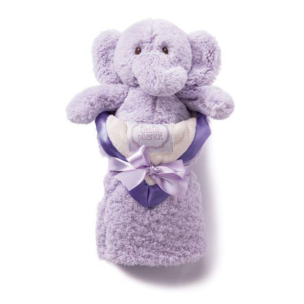 34 best nat and jules baby gifts by demdaco images on pinterest kathy ireland lilac plush elephant elephant babygift setsbaby negle Images