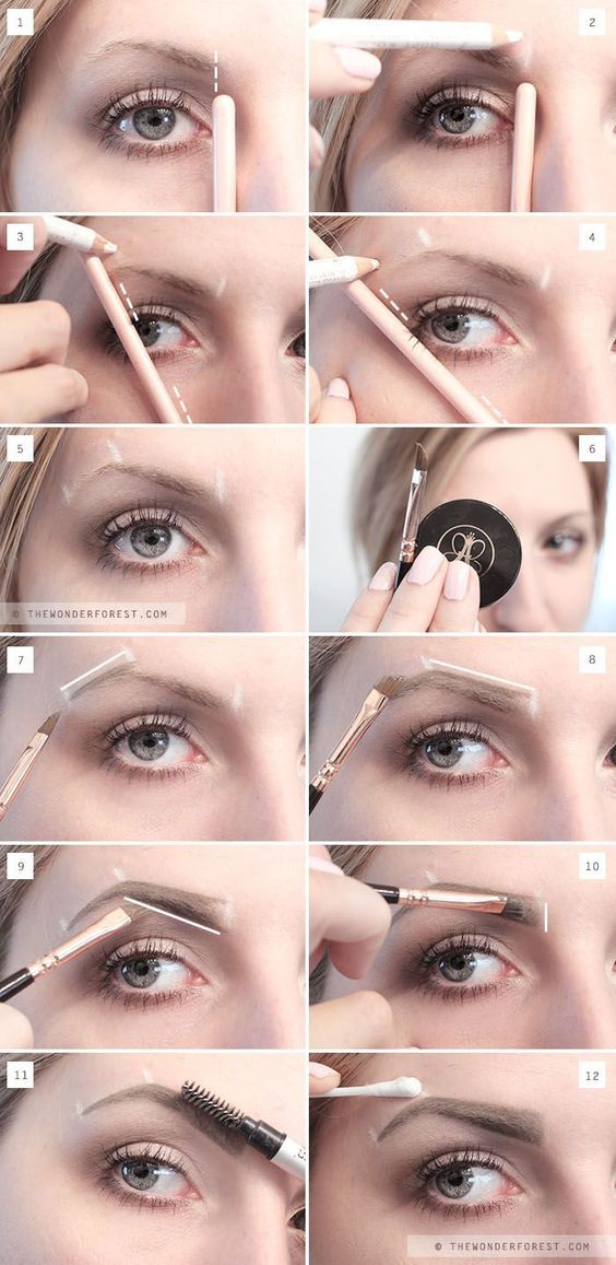My New Perfect Brow Routine: Eyebrow Tutorial