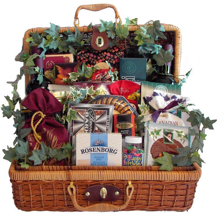Best 25+ Gift Baskets Canada Ideas On Pinterest