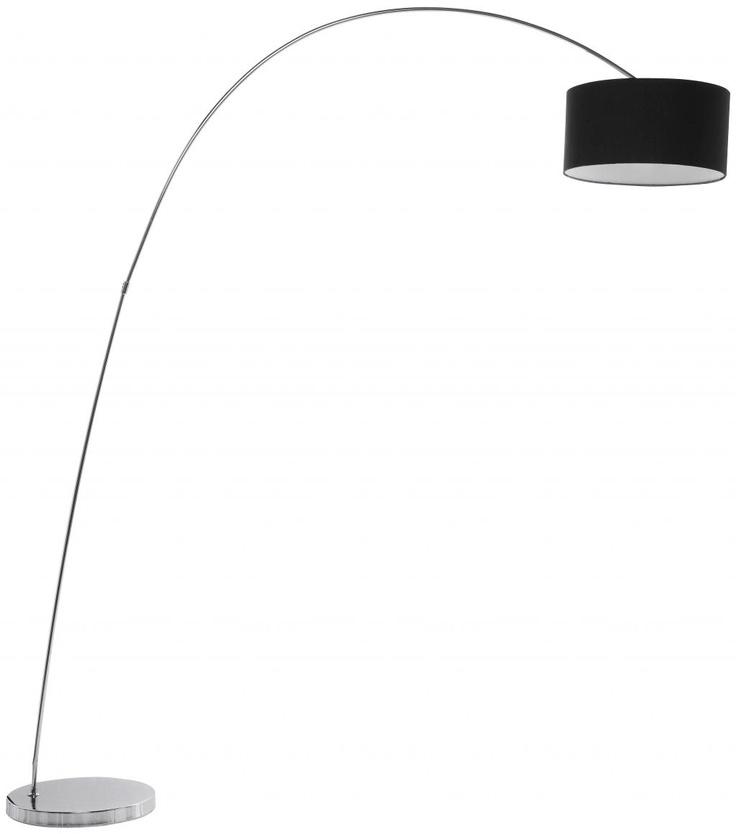 Booglamp Gooseneck Black - Kare Design