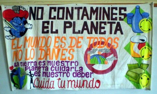 cartel sobre el cuidado del medio ambiente - Buscar con Google