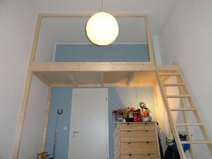 die besten 25 kinderbett gel nder ideen auf pinterest. Black Bedroom Furniture Sets. Home Design Ideas