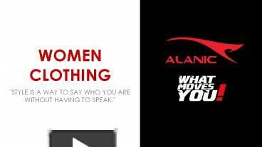 #Women #Clothing - #Style is a #way to #say who you are without having to #speak @alanic.com