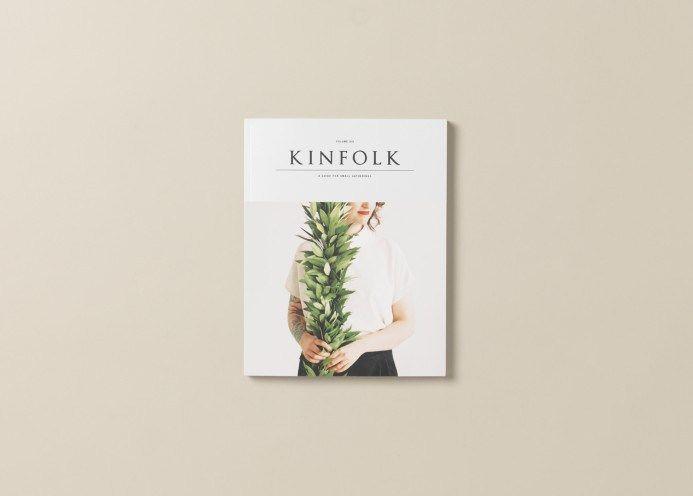 [雜誌封面#01] 清新簡約生活風 Kinfolk » ㄇㄞˋ點子靈感創意誌