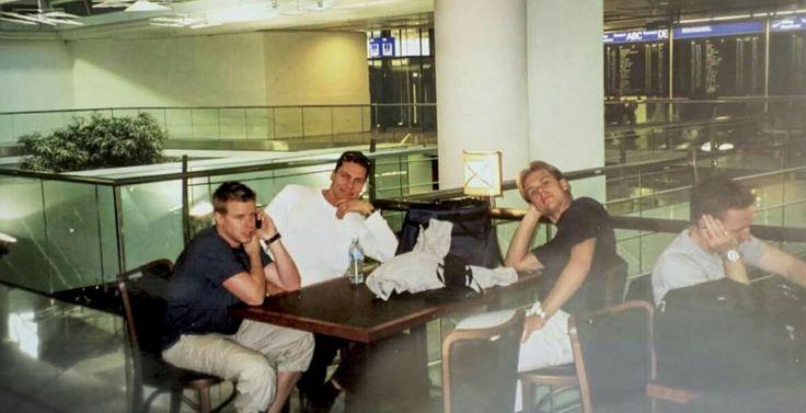 Ferry Corsten, Tiësto and Armin van Buuren ♥ ♥ ♥ Trance legends! ❤