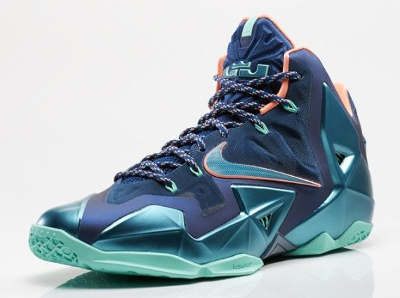 best service ee7c9 83c30 ... netherlands buy it nike lebron 11 akron vs. bc8f8 2e3cf