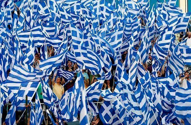 """ΖΗΤΏ Η ΕΛΛΆΣ! Happy """"OXI"""" Day of October 28, 1940."""