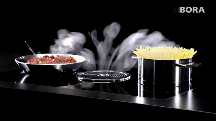 BORA - Basic - This is the most affordable Downdraft System from BORA - And it is as good and as perfect as all other Downdraft Systems by BORA - There is NO compromise wiht BORA - Made in Austria & Germany