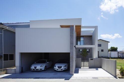 山形の家 外観1|重量木骨の家 選ばれた工務店と建てる木造注文住宅