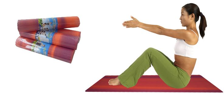 How to chose the right yoga mat.
