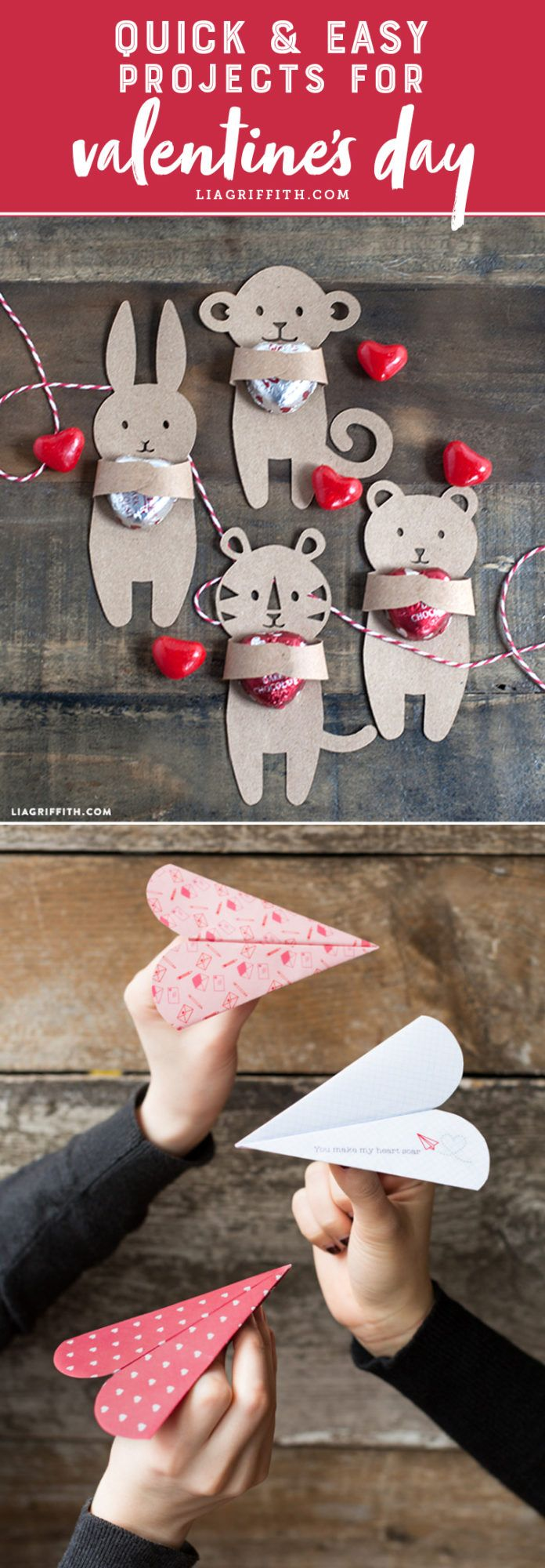 Lots to Love ❤️We've rounded up 14 of our favorite projects for Feb 14th. Check them out here for some last minute love https://liagriffith.com/last-minute-valentines-day-projects/ * * * #lastminutevalentines #valentinesday #february14 #diylove #easycrafts #diyidea #diyinspiration #diyideas #diycraft #diycrafts #valentinescrafts #valentinescountdown #paperlove #papercraft #papercut #paperprojects #kidscrafts #printable #printables #diygift #diykids #valentinesparty #valentinesday2018 #bemine…