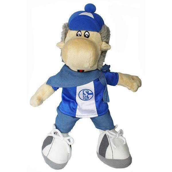 Das FC Schalke 04 Maskottchen Erwin. Das Absolute Must Have Für Jeden FC  Schalke 04