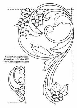 acanthus leaf - Google Search