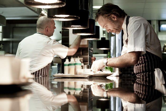 Chef Marcus Wareing