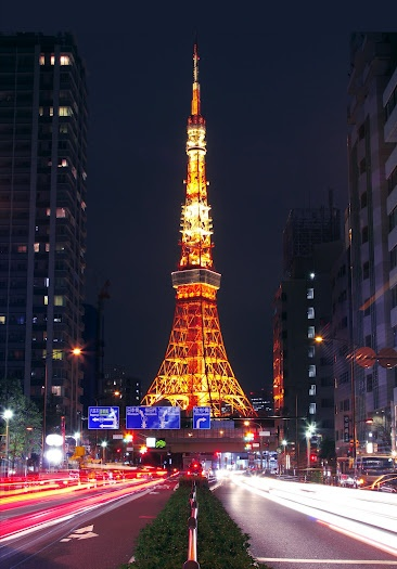 @Tokyo tower (from g+)