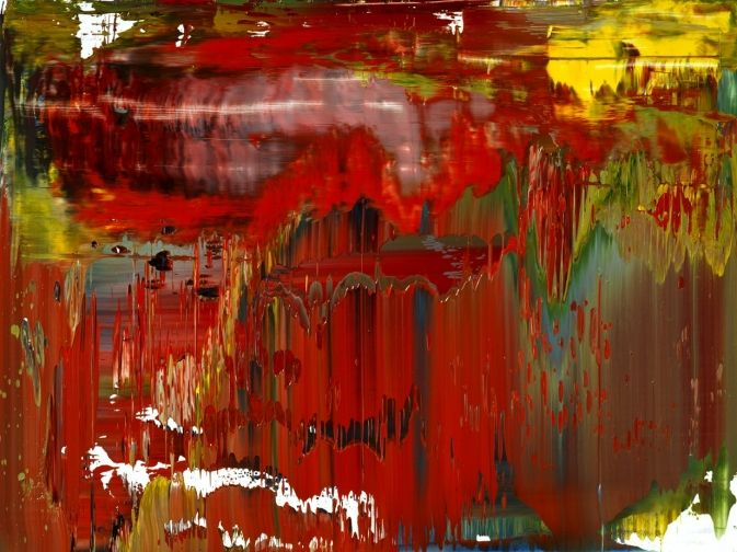 Αφηρημένη ζωγραφική (2004)
