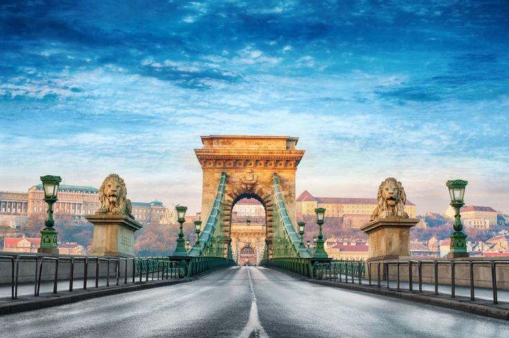 City Break la Budapesta, de la 1 leu