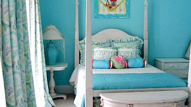 Chambre ado fille bleu turquoise 1 chambre ado fille bleu for Chambre a coucher fille