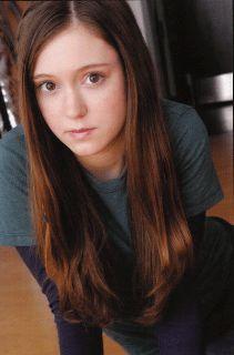 Hayley McFarland, actress, 'Lie To Me'