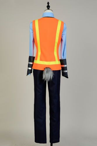 Police Officer Costume Womens