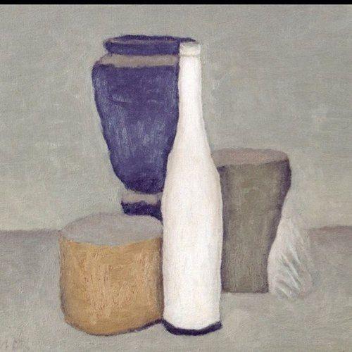 Giorgio Morandi (Italy, 1890-1964) - Still Life, 1960