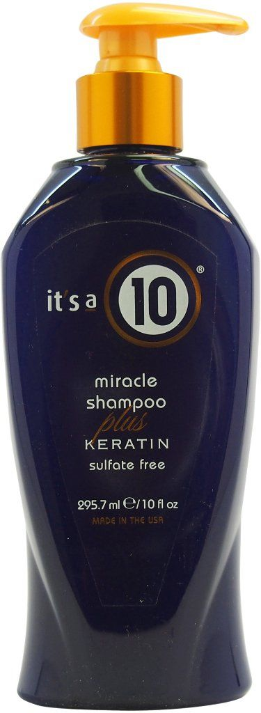 It's A 10 - Miracle Shampoo Plus Keratin Shampoo 10 oz. - 1 UNITS