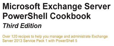 www.osertok.com: MICROSOFT EXCHANGE SERVER POWERSHELL COOKBOOK 3.ED...