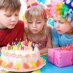 Как правильно организовать день рождение своего ребенка?