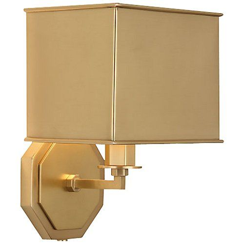 Wall Sconce Cord Covers : brass wall sconce At First Light Pinterest Sconces, Robert ri chard and Shades