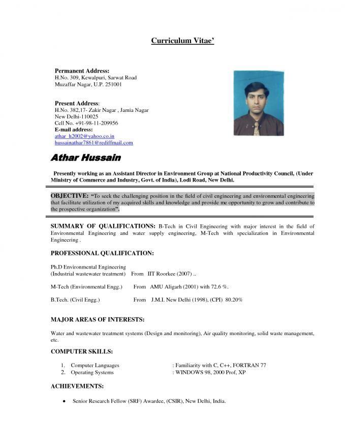 Resume Now Badak