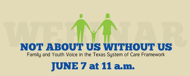 Not about us without us ... This page has the webinars by the ASSET initiative in Texas ... This is the best so far - includes some great Youth Move young people!