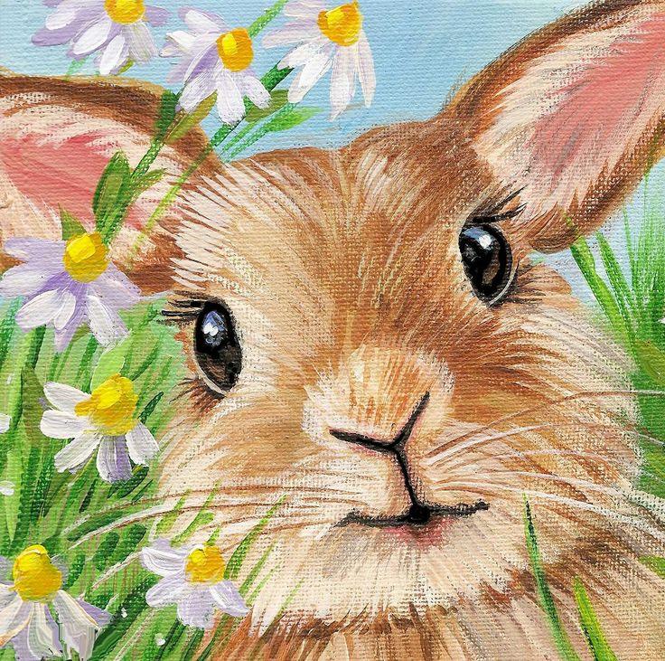 Judith Yates — Easter Bunny (960×954)