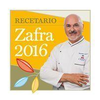 Recetario Zafra 2016 por Osvaldo Gross