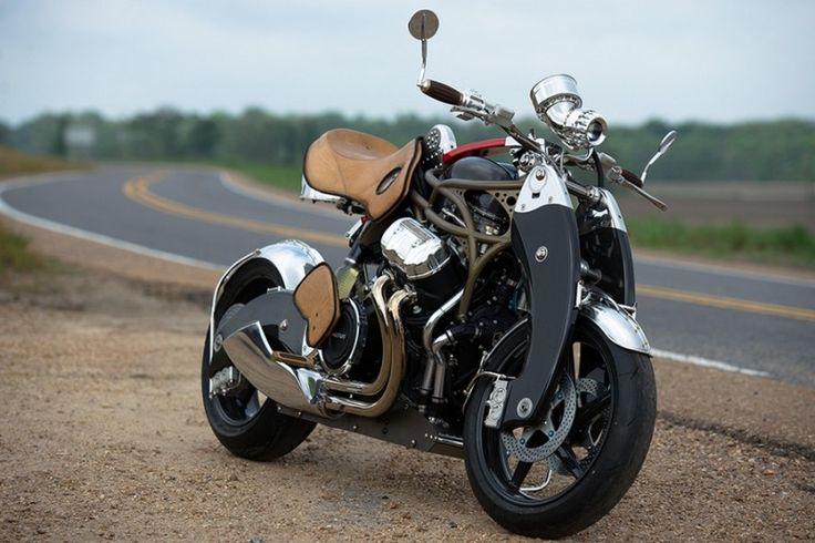 Bienville Legacy is a Work of American Motorcycle Art [w/ Video]
