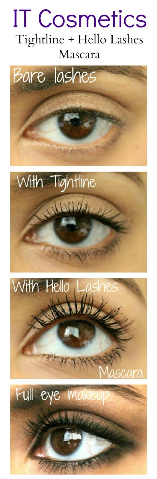 550 best -@-@- Best Lashes Tips images on Pinterest | Make up ...