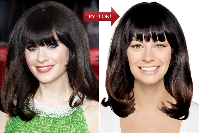 Try On Different Hair Styles: 30 Best Blogs I Love... Images On Pinterest