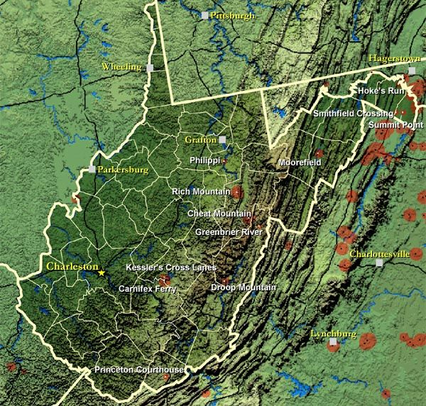 Best WV Images On Pinterest West Virginia Country Roads And - Map of west virginia and ohio