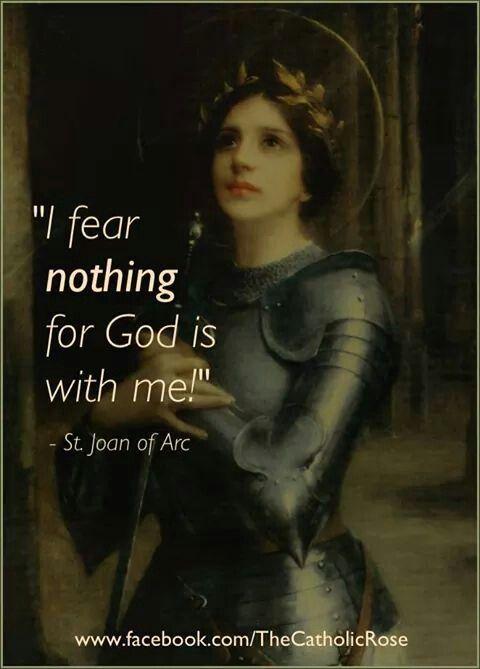 Love St. Joan of Arc!