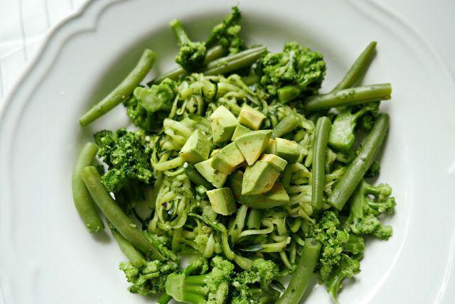 #zucchini #noodles #zoodles #vegan