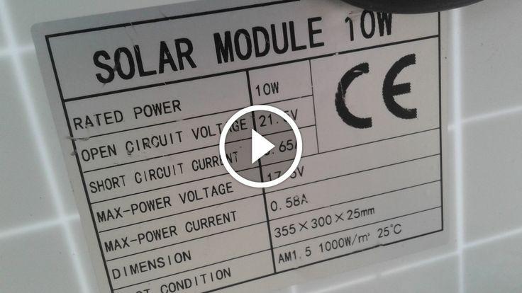 Ligando lanterna de carro 60w com bateria de 12v e painel solar HD                                           like : painel solar de 21v ,650mah, 10w , bateria de 12v caseira com mais de 3 amperes. source                                    construindo painel fotovoltaico, construindo painel solar, construindo painel solar caseiro dicas células fotovoltaicas, construindo painel solar fotovoltaico, construir paineis solares fotovoltaicos, construir painel fotovoltaico cas
