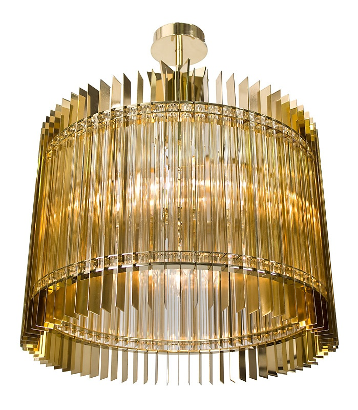 Aria i chandelier at wired custom lighting