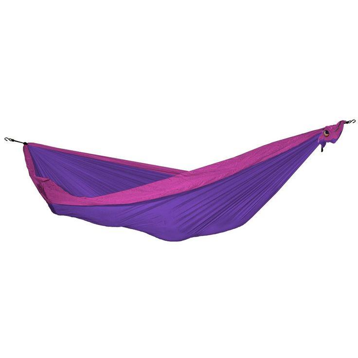 Parachute Hammock (Purple & Pink)
