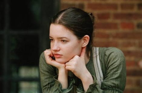 Mary Bennet--the often overlooked third Bennet sister from Pride and Prejudice (2005)