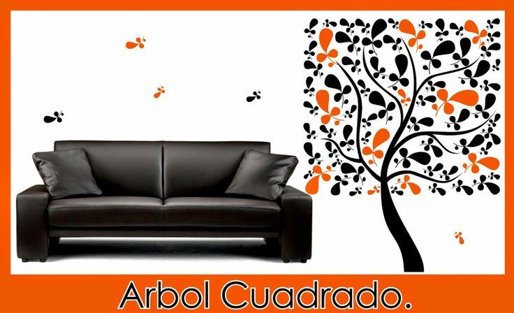 ARBOL CUADRADO