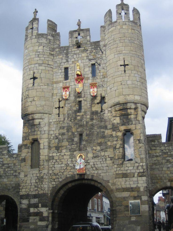 My favorite city in England, York