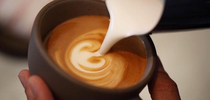 how to make the perfect latte art