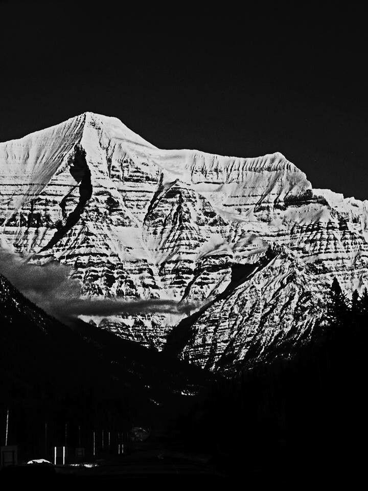 Mt Robson-BC