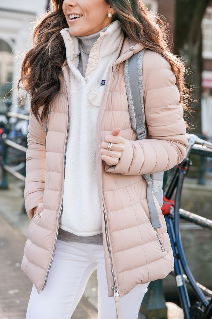 What To Wear To Explore Amsterdam | Alyson Haley | Winter