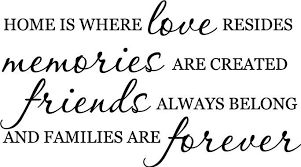 Image result for quotes about home